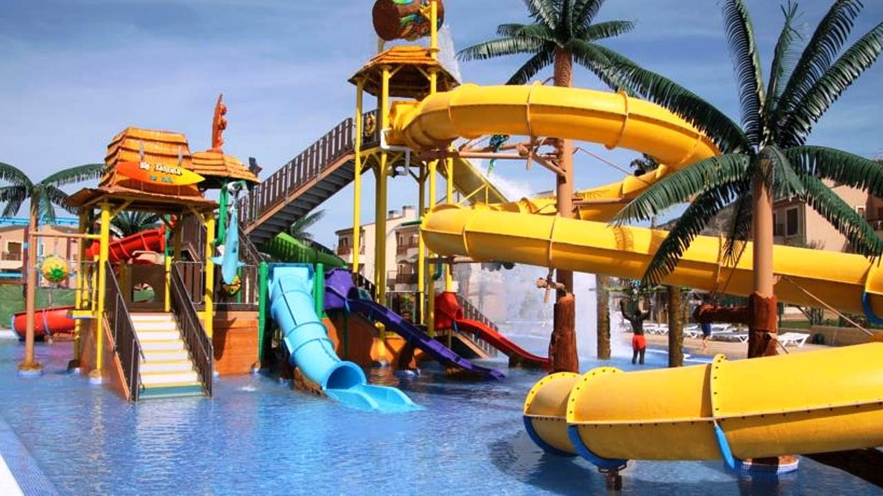 Tenerife Hotels With Slides