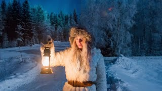Download Living with the Dark Winters in Sweden | Midnight sun & Polar night