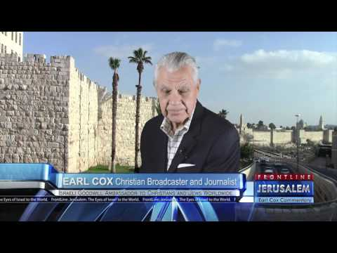 Earl Cox Commentary HD - Palestinian Children and Women Used as Pawns