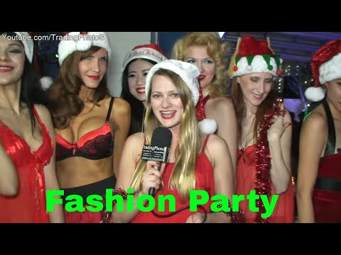 FASHION SHOW: Holiday Runway by Hillary Flowers- Manhattan Wine Group Event!