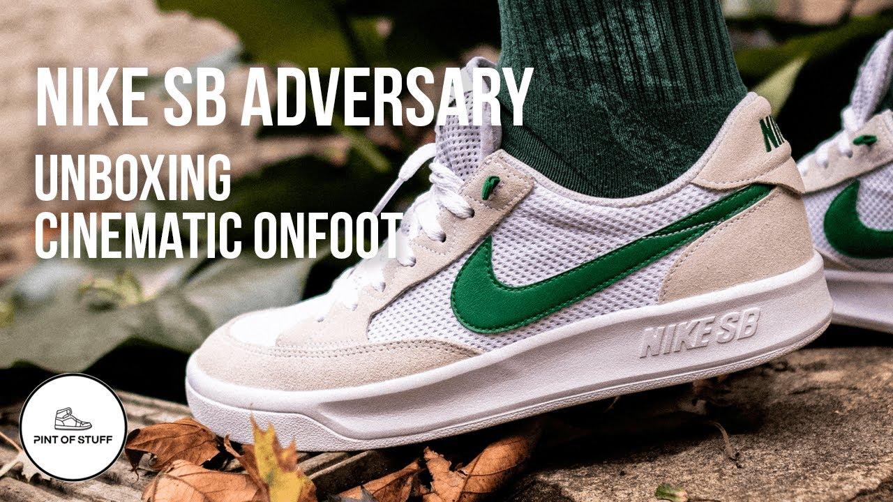 GAME, SET - Nike SB Adversary