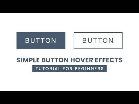 Reverse Direction Button Hover Effects | Html CSS thumbnail