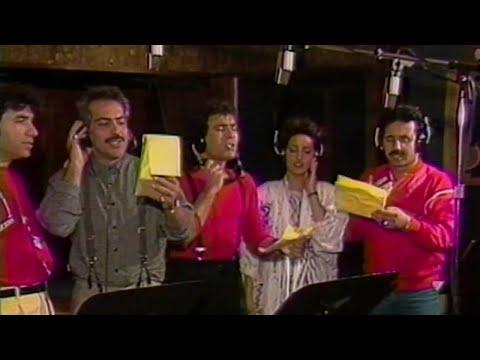 Moein, Morteza, Andy, Kouros and Fataneh - Solhe Sefido Aabi