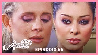 Amarte es mi pecado: Leonora humilla a Gisela | Escena C-55 | tlnovelas