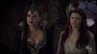 Once Upon A Time 6x21  6x22  Zelena Tries to Help with her Hat Season 6 Episode 21  22
