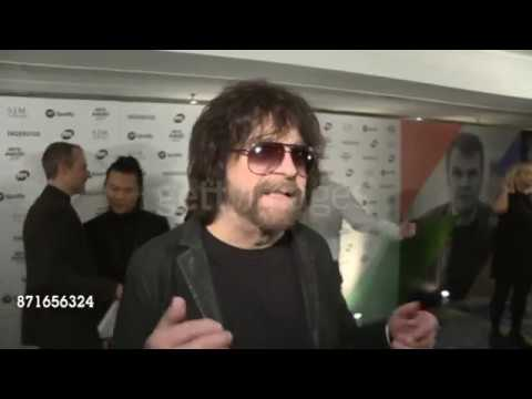 Jeff Lynne interviewed at The MITS Award (6th Nov 2017)