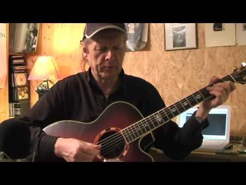 Wind Of Change Guitar Lesson by Siggi Mertens