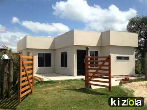Casas prefabricadas en cordoba argentina youtube - Locales prefabricados ...