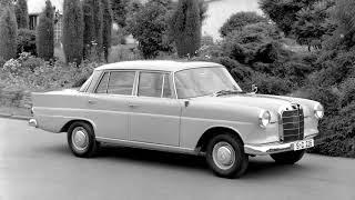 Mercedes Benz W110 First series 1961–1965