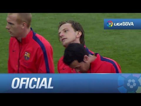 Espectacular himno del Sevilla FC en el Sánchez Pizjuán