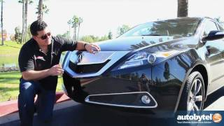 2012 Acura ZDX Crossover Road Test & Luxury Car Review