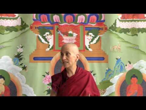 52 Awareness of Emptiness - Green Tara Retreat 02-08-10