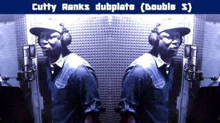 CUTTY RANKS dubplate {Dj Double S} @ dainjamentalz u$a 4