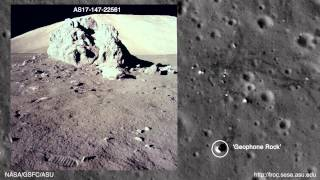 New Views of Apollo 17