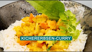 Kichererbsen Curry: Kostbarkeiten by Handwerk