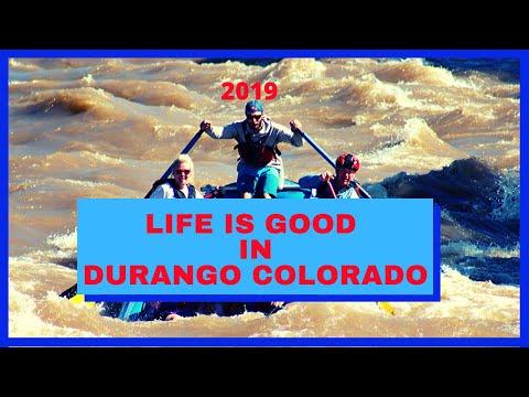 Durango, Colorado Downtown Review