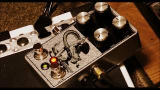 Lovepedal Jubilee Clone - Diy Guitar Pedal エフェクター
