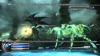 Lets Play Final Fantasy XIII-2 Deutsch German Part 1 Walkthrough & Gameplay 1080p