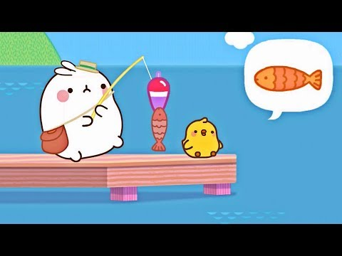 Molang And Piu Piu Game: A Happy Day ⭐️ Top Best Apps For Kids