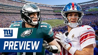 Giants vs. Eagles Week 14 Preview: Game plan debate, Film analysis, Eli Manning & MORE