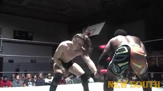 """""""Savageweight"""" Fred YEHI vs Tyler Matrix ( New South HOSS Tournament ) In Parts"""