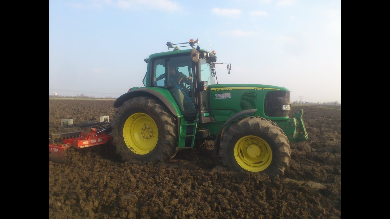 Erpicatura 2015 az agr piccole arche john deere for Piccole piantagioni