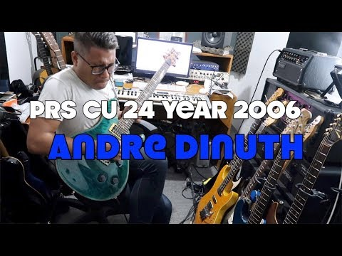 Paul Reed Smith Custom 24 Year 2006 | Andre Dinuth | @ams.guitar