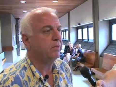 Interview with John Garibaldi, CEO Hawaii SuperFerry after Hawaii Superferry ruling 11-14-07