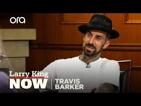 Travis Barker on the Plane Crash with DJ AM: The Plane Was Completely on Fire | Larry King Now