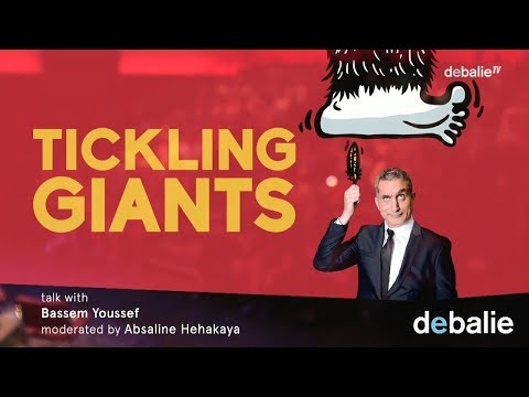Tickling Giants - Q&A with Bassem Youssef