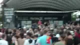 Reptar, King Of The Ozone - TDWP - Vans Warped Tour 7/26/08