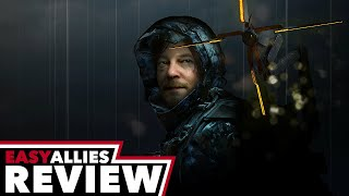 Death Stranding - Easy Allies Review (Video Game Video Review)