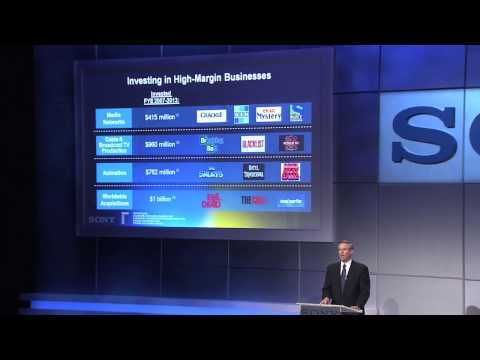 Sony Entertainment Investor Day (7) Pictures Segment Financial Overview