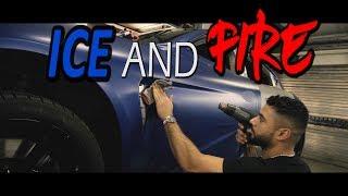 ICE & FIRE - Panamera und BMW F10 Folierung | Zerkratzt der Lack ???