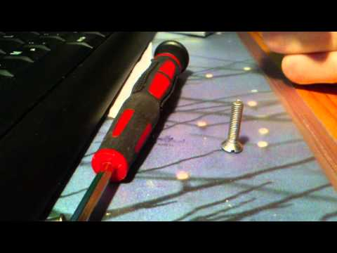 butterflymesser knife nieten schrauben l sen reparatur des messers knife youtube