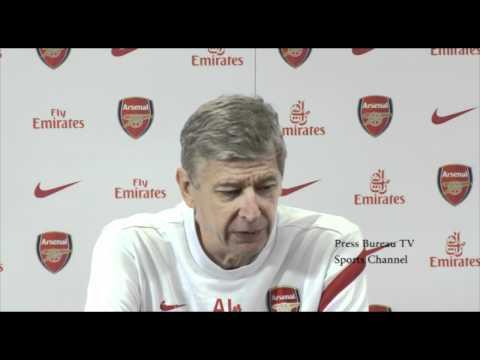 Wigan vs Arsenal Pre-Match Press Conference