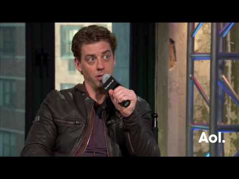 "Christian Borle Talks About Broadway Musical ""Falsettos"" 