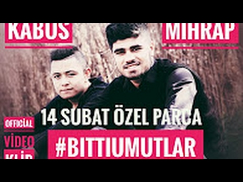 Rapper KaBuS Ft MihRap Bitti Umutlar 2017 Offical Video Klip #HayaLRecords  #14ŞubataÖzel #Yeni
