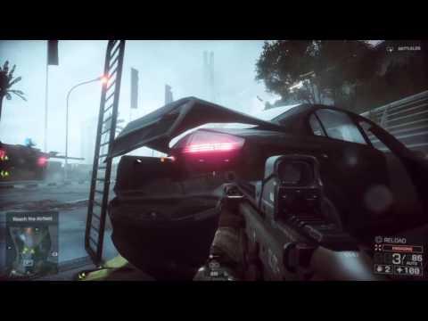 Battlefield 4 Mission 4 (Singapore)