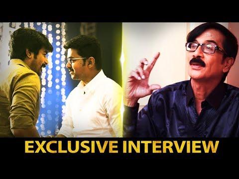 Sivakarthikeyan is slowly reaching Thalapathy Vijay | Actor Manobala Interview - Part 2