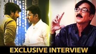 Sivakarthikeyan is slowly reaching Thalapathy Vijay | Actor Manobala Interview - Part 2
