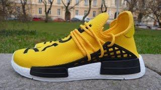 Мужские молодежные желтые кроссовки купить в Украине. Видео обзор