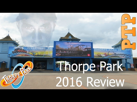 Thorpe Park 2016 Review