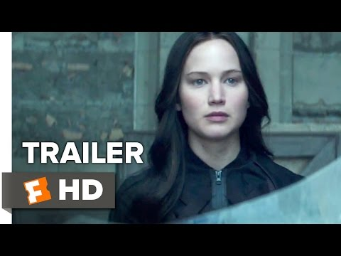 The Hunger Games: Mockingjay - Part 2 Official Trailer #1 (2