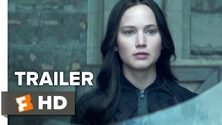 The Hunger Games: Mockingjay - Part 2 Official Trailer #1 (2015) - Jennifer Lawrence Movie HD