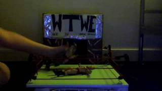 wtwe john cena vs mr.kennedy to quolify for money and the bank at wrestlebowl