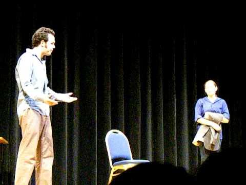 ACTF 2009 018 Jessica Bleakley Ryan Audition