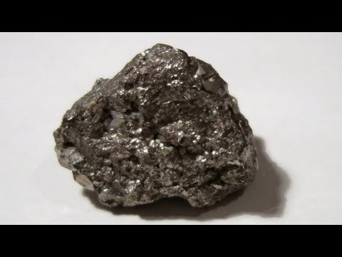Pyrite ore the fool