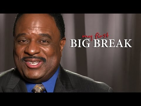 James Brown: My First Big Break