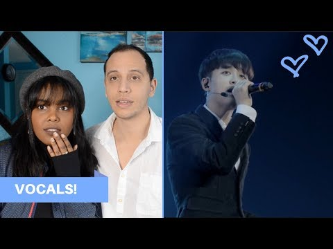 EXO D.O SOLO - TELL ME WHAT IS LOVE LIVE REACTION (EXO REACTION)